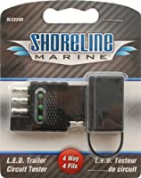 Shoreline Marine Trailer Circuit Tester Inline