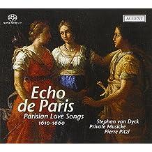Echo de Paris : Parisian Love Songs