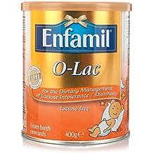 Enfamil olac polvo de leche de bebé sin lactosa 400gr