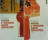 L'homme sans qualités en 2 tomes - points/ Seuil