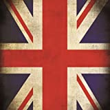 Click Requisiten 5 x 5 ft Union Jack 2 Fotografien Vinyl Hintergrund