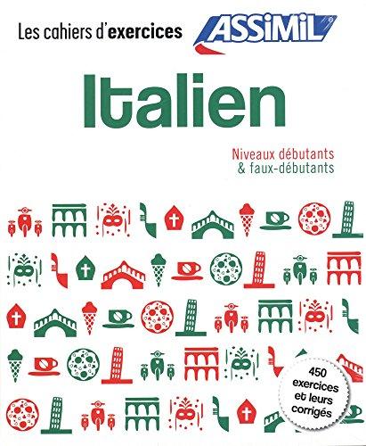 Coffret Cahiers Italien (dbutants+faux dbutants)