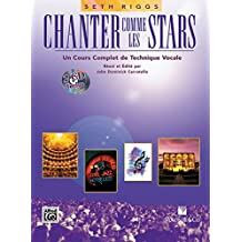 Chanter Comme Les Stars: French Language Edition, Book & 2 CDs