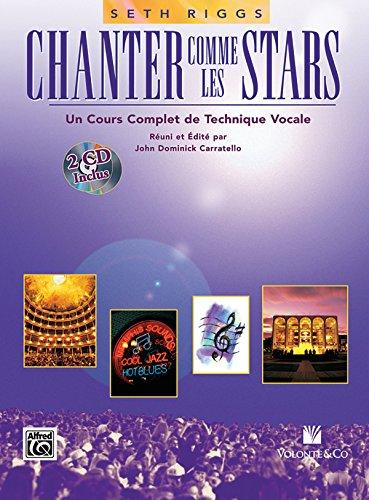 Chanter Comme Les Stars + 2 CDs