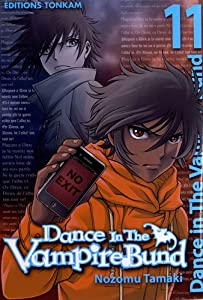 Dance in the Vampire Bund Edition simple Tome 11