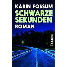 Schwarze Sekunden: Roman (Konrad Sejer 6)