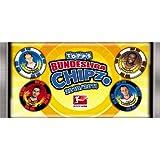 Universal Trends TO10190 - Bundesliga Chipz 2010/2011 24 Päckchen im Display