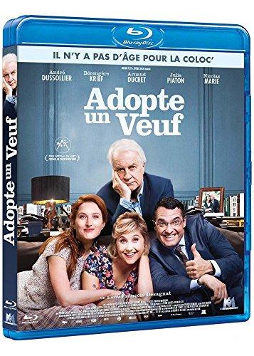 Adopte un veuf [Blu-ray]