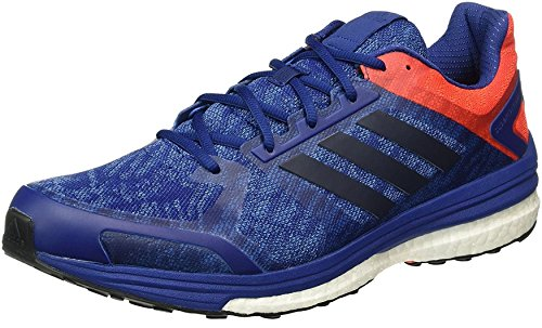 adidas Herren Supernova Sequence 9 Laufschuhe, Blau (Unity Ink/Collegiate Navy/Ray Blue), 46 2/3 EU (Adidas-sequence)