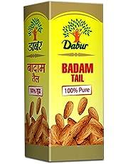 Dabur Badam Tail - 100% Pure Almond Oil - 50 ml