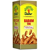 Dabur Badam Tail - 100% Pure Almond Oil - 50 ml