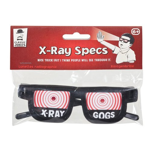 Classic X-Ray Specs - X Ray Gogs