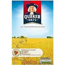 Quaker - Oats - Cereales de avena - Caja de 500 g