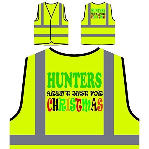 hunters-arent-just-for-christmas-funny-personalized-hi-visibility-yellow-safety-jacket-vest-waistcoa