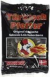 Türkisch Pfeffer Salmiakbonbons, 18er Pack (18 x 100 g Beutel)
