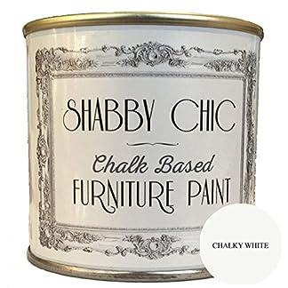 Chalky Blanc craie Base meubles Peinture, idéale pour créer un style shabby chic. 2.5litres