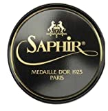 SAPHIR MEDAILLE DOR 1925 PATE DE LUXE 50ML WAX SHOE POLISH (Black)
