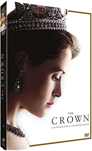 The Crown - L'integrale de la première saison [DVD + Digital UltraViolet]