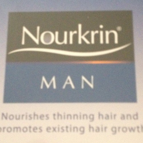 Price comparison product image Nourkrin Man NEW FORMULATION WITH MARILEX. Hair Nutrition Recovery Programme for MEN . 60 Tablets. 1 Months supply, Conditions & nourishes thinning hair and promotes growth of hair