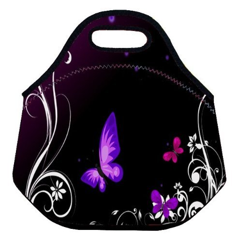 purple-butterfly-soft-friendly-insulated-lunch-box-food-bag-neoprene-gourmet-handbag-lunchbox-cooler