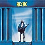 Ac/Dc: Who Made Who [Vinyl LP] (Vinyl)