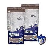 Bozita 2 x 12 kg X Large Hundefutter für Grosse Hunde und Rassen + Geschenk