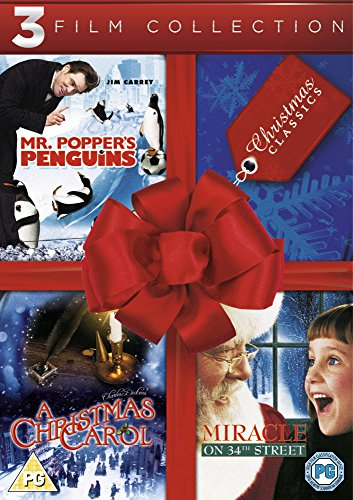 Miracle on 34th Street (1994)/Christmas Carol a(19 [DVD] [Import] (Miracle On 34th Street)