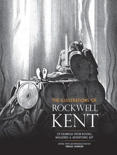 Illustrations of Rockwell Kent (Dover Fine Art, History of Art)