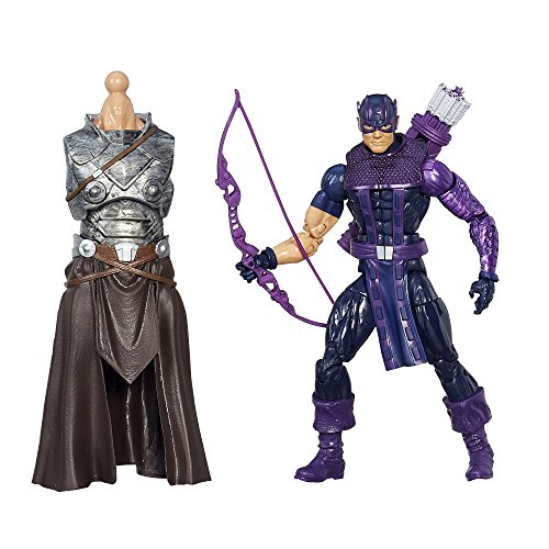 Marvel Legends Infinite Series MARVEL 'S HAWKEYE 6 Figur