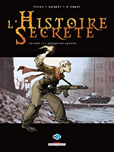 """Afficher """"L'histoire secrète n° 17<br /> Opération Kadesh"""""""
