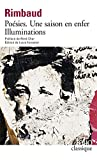 Rimbaud - Poésies - Une saison en enfer - Illuminations