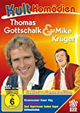 Kultkomödien mit Thomas Gottschalk & Mike Krüger - 5DVD-Sammeledition (Die Supernasen, Piratensender Powerplay, Die Einsteiger, Zwei Nasen tanken super, Seitenstechen) -