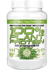 Scitec Nutrition Plant Protein Schoko-Praline, 1er Pack (1 x 900 g)
