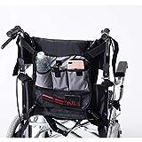 QEES GJB179 Rollstuhl-Tasche, Rollatortasche, Rollator-Zubehör, Aufbewahrung, Rollstuhl-Zubehör