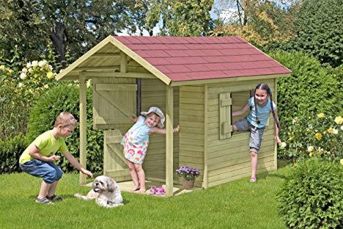 Gartenpirat® Spielhaus Louis - 3