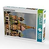 Wassili-Blashenny-Kathedrale 1000 Teile Puzzle Hoch