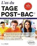 L\'As du Tage Post-Bac® 2016 Tests Blancs