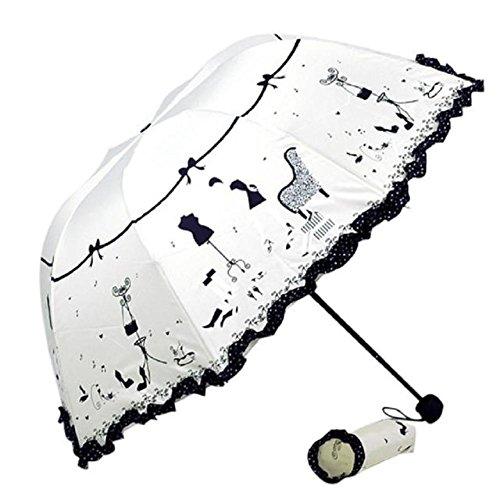 FEITONG ombrello, UPF> 40, UVA <5% balza