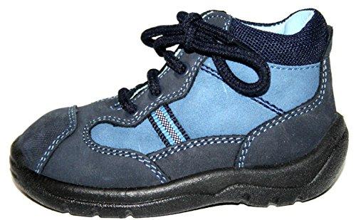 Jela 41.958.99 Kinder Jungs Mädchen Schuhe Stiefeletten Atlantik / Jeans