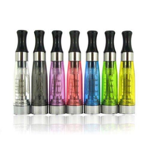 5 x Electrónico Pipa Shisha CE4 Clearomizer Cigarrillo De E Vapor de Atomizador Atomizador por Discoball