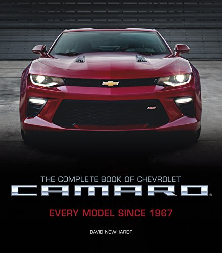 The Complete Book of Chevrolet Camaro, 2nd Edition: Every Model Since 1967 (Complete Book Series) por David Newhardt