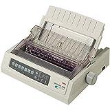 OKI Microline 3390eco Imprimante N&B matricielle A4, 254 mm (largeur) 360 ppp x 360 ppp 24 pin jusqu'à 390 car/sec parallèle, USB