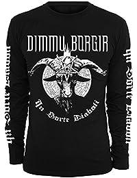 DIMMU BORGIR - In Sorte Diaboli - Langarm - Shirt / Longsleeve
