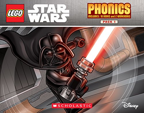 Phonics Boxed Set (Lego Star Wars)