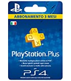 PlayStation Plus Card Hang Abbonamento 3 Mesi