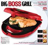 Big Boss 8869 7-Piece Grill Set with 3 S...