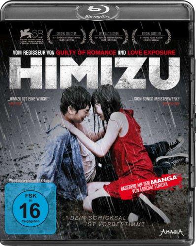 Preisvergleich Produktbild Himizu - Dein Schicksal ist vorbestimmt (OmU) [Blu-ray]