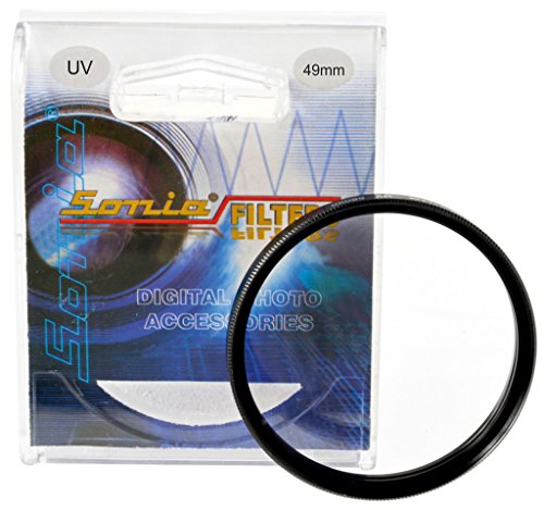 Sonia 49mm UV Filter