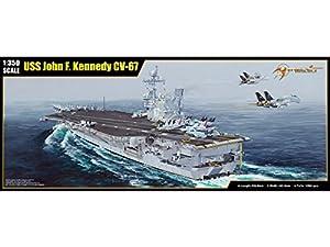 Merit 65306-Maqueta de USS John F. Kennedy CV de 67Kits