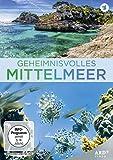 DVD Cover 'Geheimnisvolles Mittelmeer